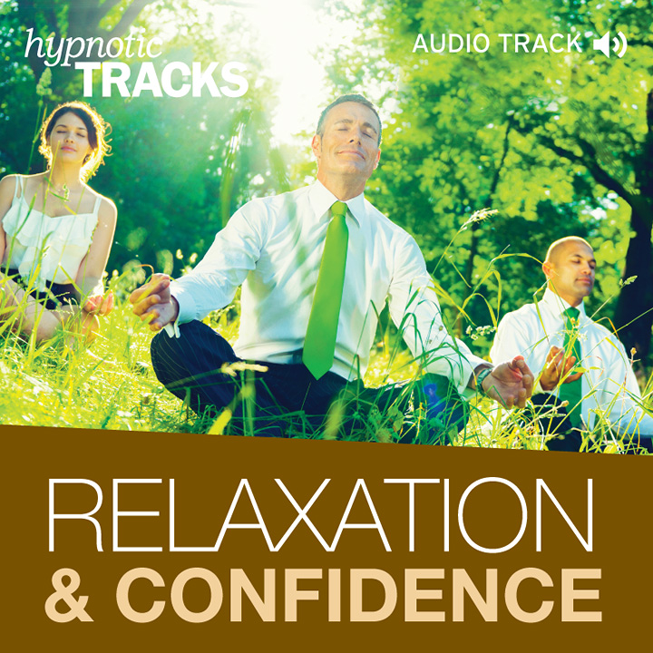 Relaxation and Confidence via Hypnotic Tracks